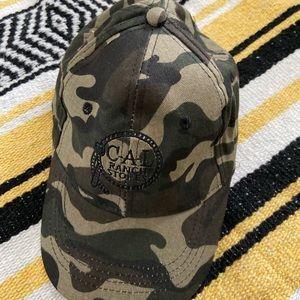 Cal Ranch camo hat